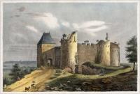 Gravure de Barat - 1838