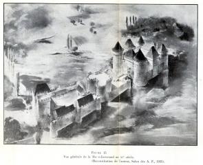 Motte-Josserand Reconstitution Bourgeois