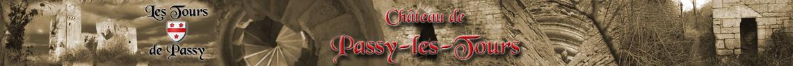 Passy les Tours – Le Château