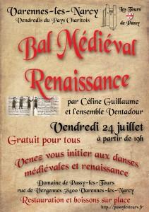 Bal médiéval renaissance