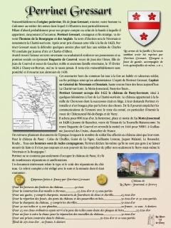 Panneau d'information Perrinet Gressart