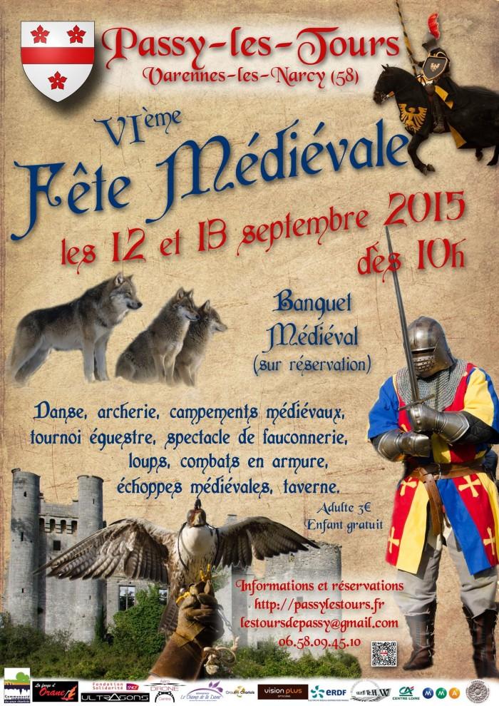 VIème Fête Médiévale