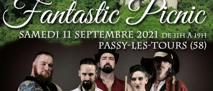 Affiche Fantastic Picnic Passy-les-Tours